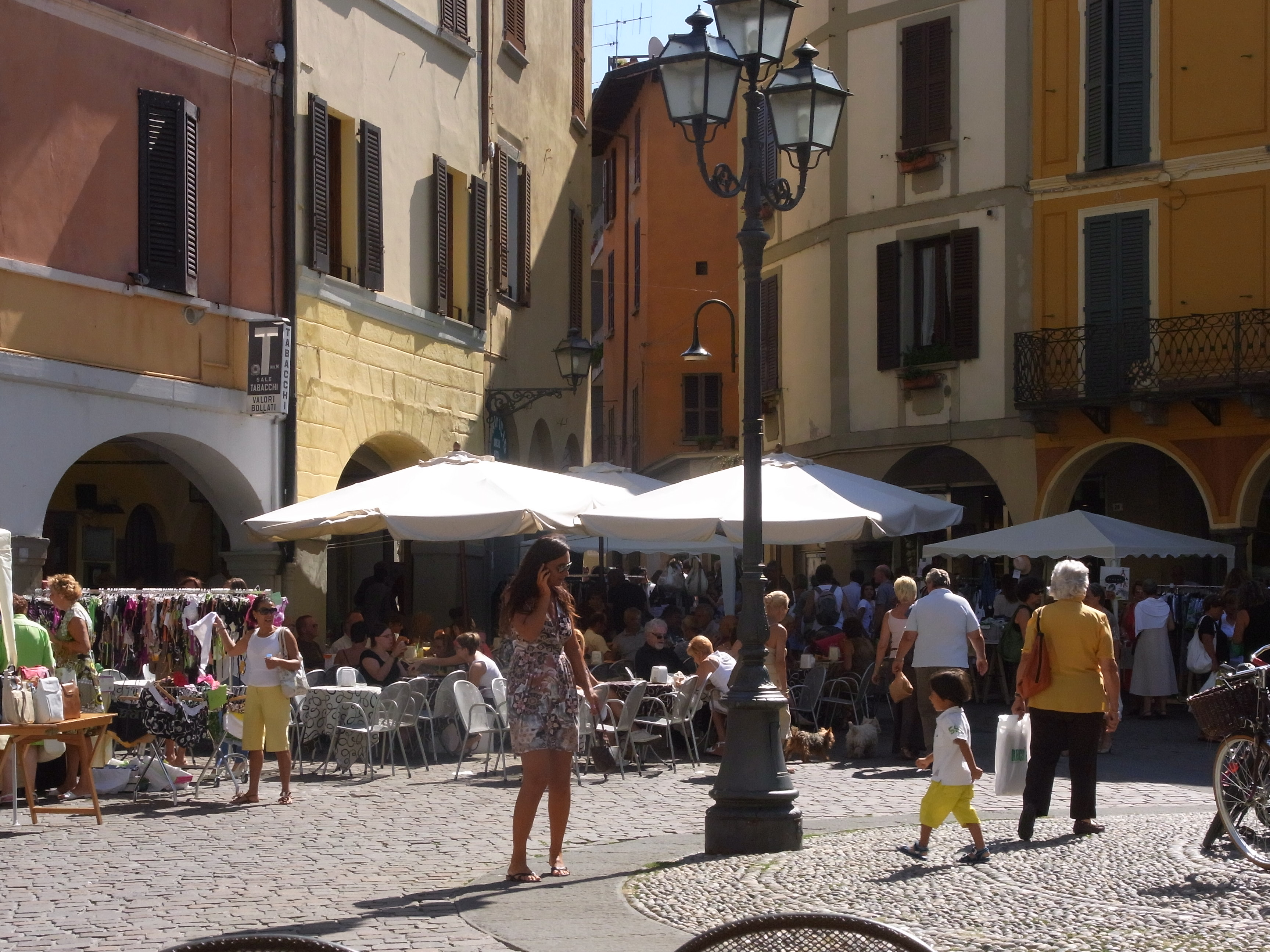 Iseo Town