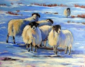 Winter Flock