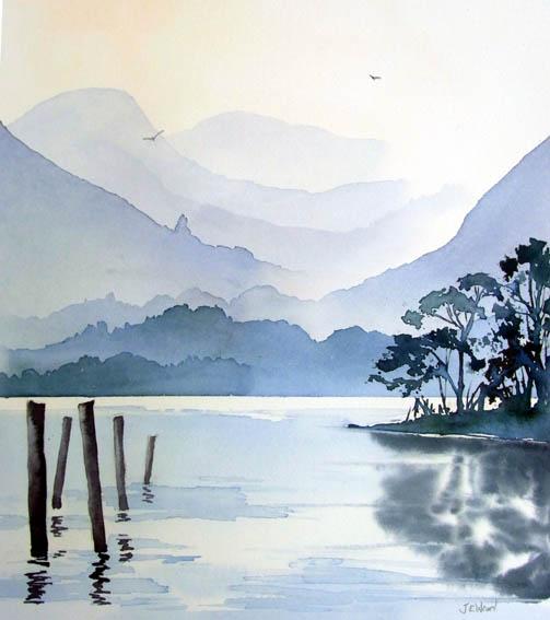 Calm Waters, Derwentwater