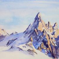 Aguille du Grepon Chamonix