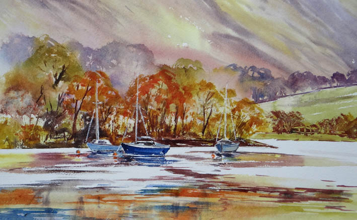 Sunday Sail, Ullswater