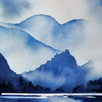 Grasmere Watercolour Weekend workshop